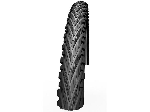 """Impac Crosspac Clincher Tire 26x2.0"""" black"""